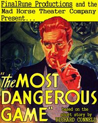 Most Dangerous Game Radio Drama