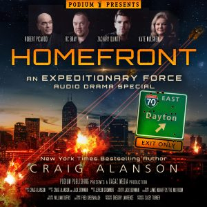 Expeditionary Force by Craig Alanson audio drama